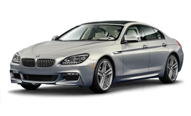 2015 BMW 6 Series Silver