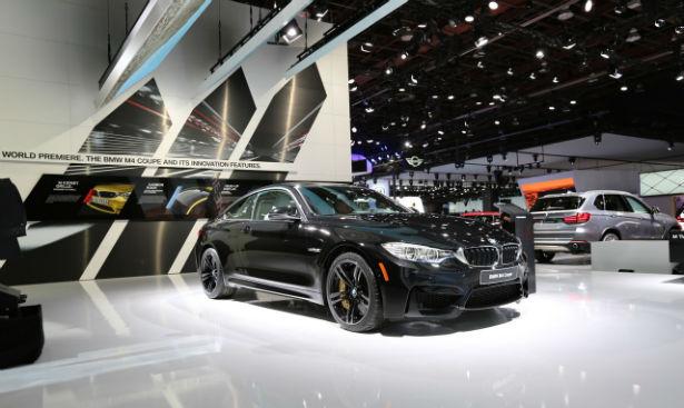 2015 BMW M3 Black Sapphire