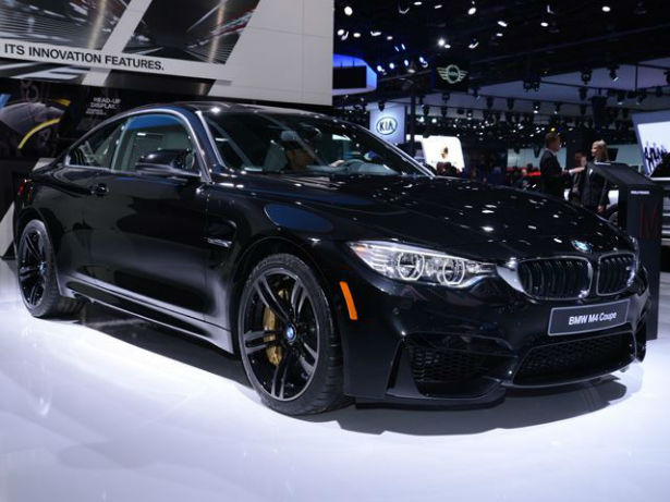 2015 Bmw M3 Black Top Auto Magazine