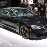 2015 BMW M3 Coupe Black