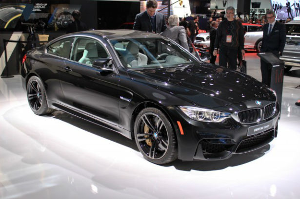 2015 BMW M3 Coupe Black