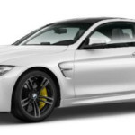 2015 BMW M3 Coupe White