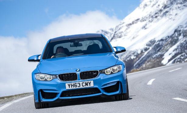 2015 BMW M3 Facelift