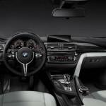 2015 BMW M3 Interior