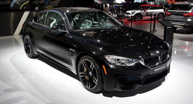 2015 BMW M3 Sedan Black