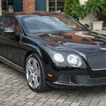 2015 Bentley Continental GT Black