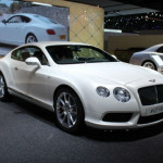 2015 Bentley Continental GT Car