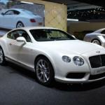 2015 Bentley Continental GT Car