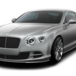 2015 Bentley Containental GT MSRP