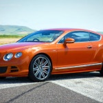 2015 Bentley Continental GT Orange