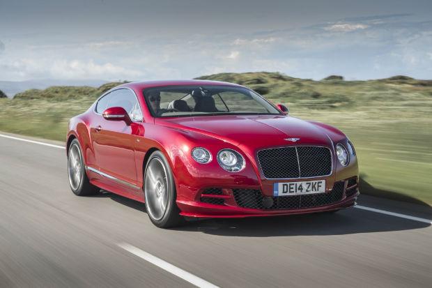 2015 Bentley Continental Gt Red Top Auto Magazine