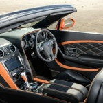 2015 Bentley Continental GTC Interior