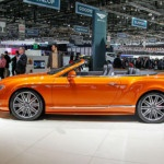 2015 Bentley Continental GTC Speed Convertible