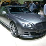 2015 Bentley Continental GTSpeed
