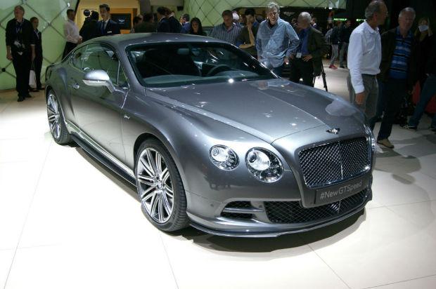 2015 Bentley Continental GTSpeed