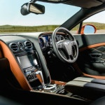 2015 Bentley Continental Interior