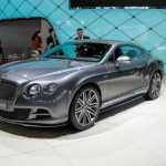 2015 Bentley Continental Model