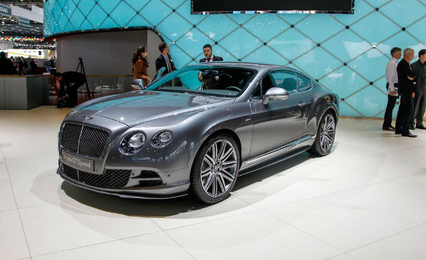 2015 Bentley Continental Model Top Auto Magazine