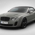 2015 Bentley Continental Supersports