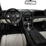 2015 Bentley Flying Spur Dashboard