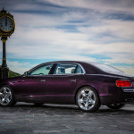 2015 Bentley Flying Spur Mulliner Wallpaper