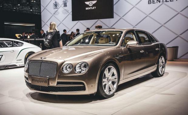2015 Bentley Flying Spur Mulliner