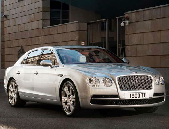 2015 Bentley Flying Spur Speed