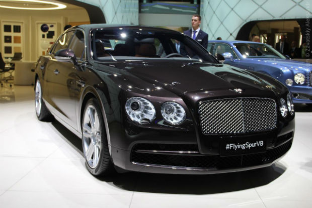 2015 Bentley Flying Spur V8 Black