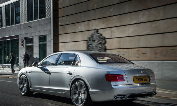 2015 Bentley Flying Spur W12 Review