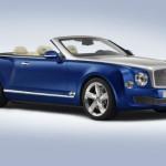 2015 Bentley Mulsanne Convertible