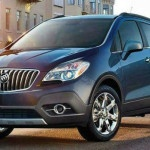 2015 Buick Anthem Car