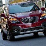 2015 Buick Anthem Facelift