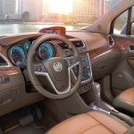 2015 Buick Anthem Interior