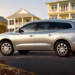 2015 Buick Enclave Wallpaper
