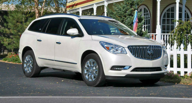 2015 buick enclave white top auto magazine. Black Bedroom Furniture Sets. Home Design Ideas