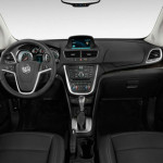2015 Buick Encore Interior
