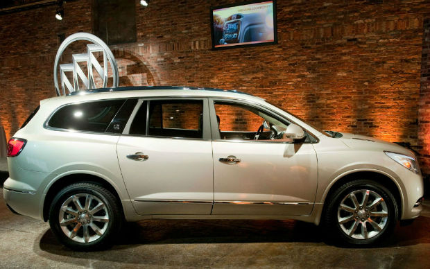 2015 Buick Encore Review
