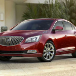 2015 Buick LaCrosse Coupe