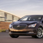 2015 Buick LaCrosse Wallpaper
