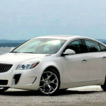 2015 Buick Regal Car