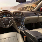 2015 Buick Regal GS Interior