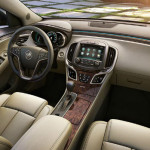 2015 Buick Regal Interior