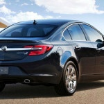 2015 Buick Regal Turbo AWD Premium II Group