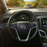 2015 Buick Verano Interior