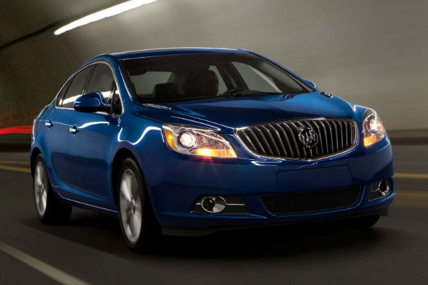 2015 Buick Verano Premium Turbo Group