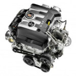 2015 Cadillac ATS-L Engine