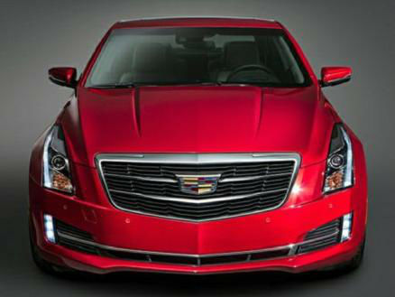 2015 Cadillac ATS-L Facelift