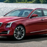 2015 Cadillac ATS-L Wallpaper
