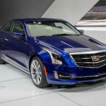 2015 Cadillac ATS V