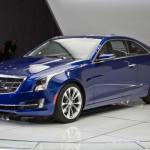 2015 Cadillac ATS V Coupe